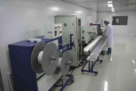 ساخت کارخانجات و ماشين آلات توليد ست تزريق خون