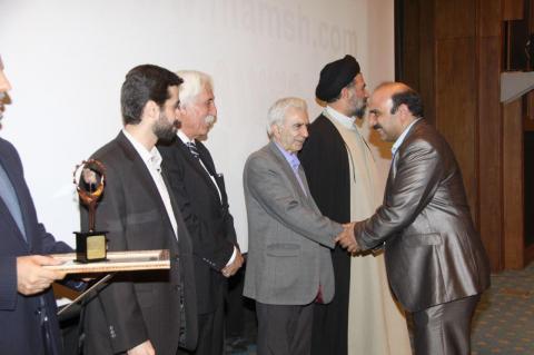 دکتر حکیم عطار ریاست باشگاه جهانی سلام