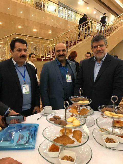 جلسات مشترک اقتصادی در حوزه سلامت در قزاقستان