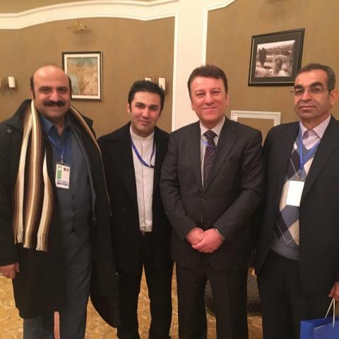 ریاست اتاق بازرگانی ایران و قزاقستان