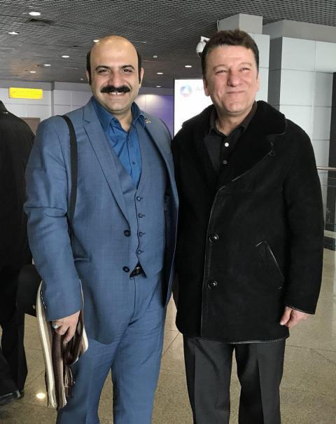 سفر هیات تجاری به کشور قزاقستان در کنار جناب آقای عابدی ریاست شورای اقتصادی ایران و قزاقستان