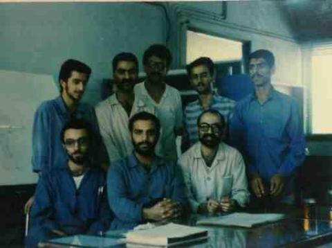 درحال انجام پروژه خط توليد سرنگ سال 1986