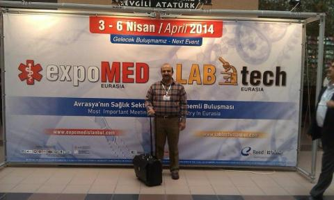 2014 medical equipment and exportation exhibition