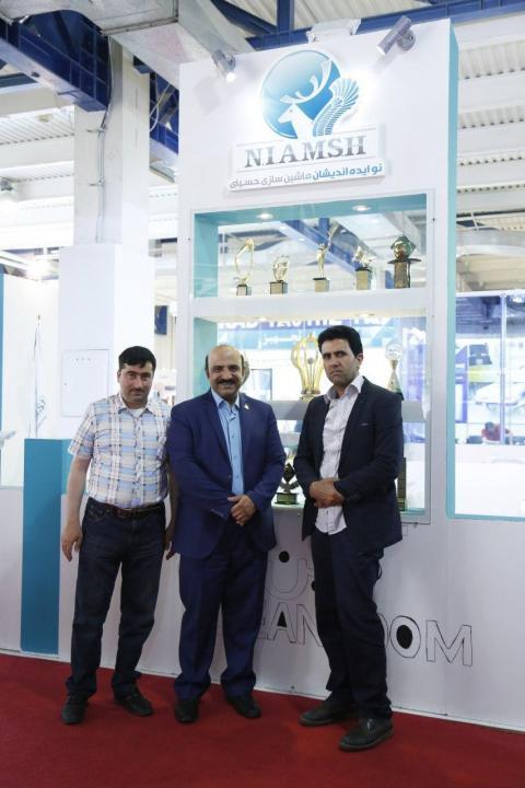 در کنار مدیران شرکت فولجنت افغانستان
