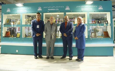 دکتر جوانشیر مدیرعامل شرکت تولید تجهیزات پزشکی ایران سوپا