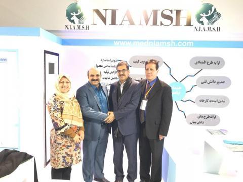 دیدار با دکتر علیرضا عباسی فعال حوزه تجهیزات پزشکی