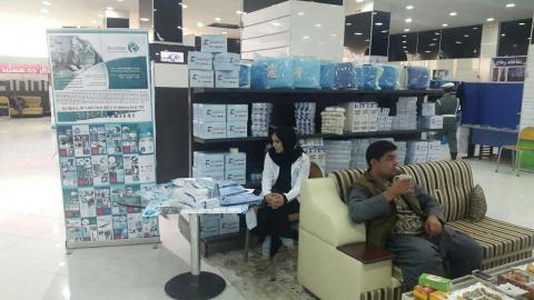 نمایشگاه تجهیزات پزشکی افغانستان