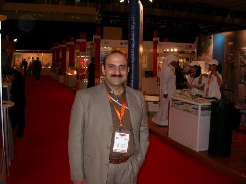 نمایشگاه تجهیزات پزشکی عرب هلث 2010