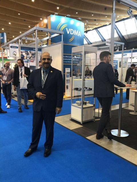 نمایشگاه تجهیزات پزشکی مدتک آلمان