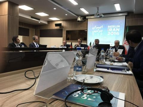 برنامه دیدار ایران و شرکت های برلین
