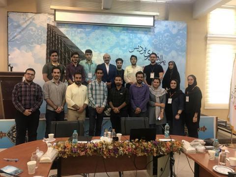 دیدار با فعالان مهندسی پزشکی