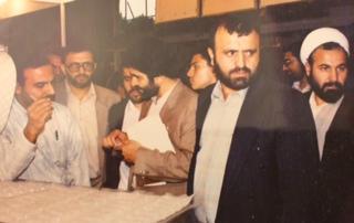 بازديد وزراي دولتي از ماشين آلات تجهيزات پزشکي