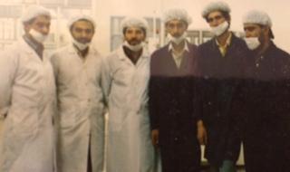 کارخانه تجهيزات پزشکي پارس سرنگ